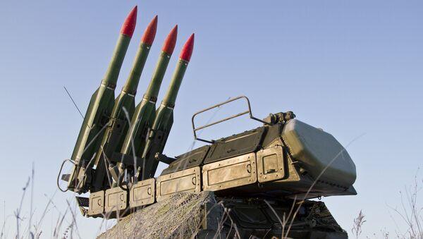 Ракетни комплекс БУК-2М - Sputnik Србија