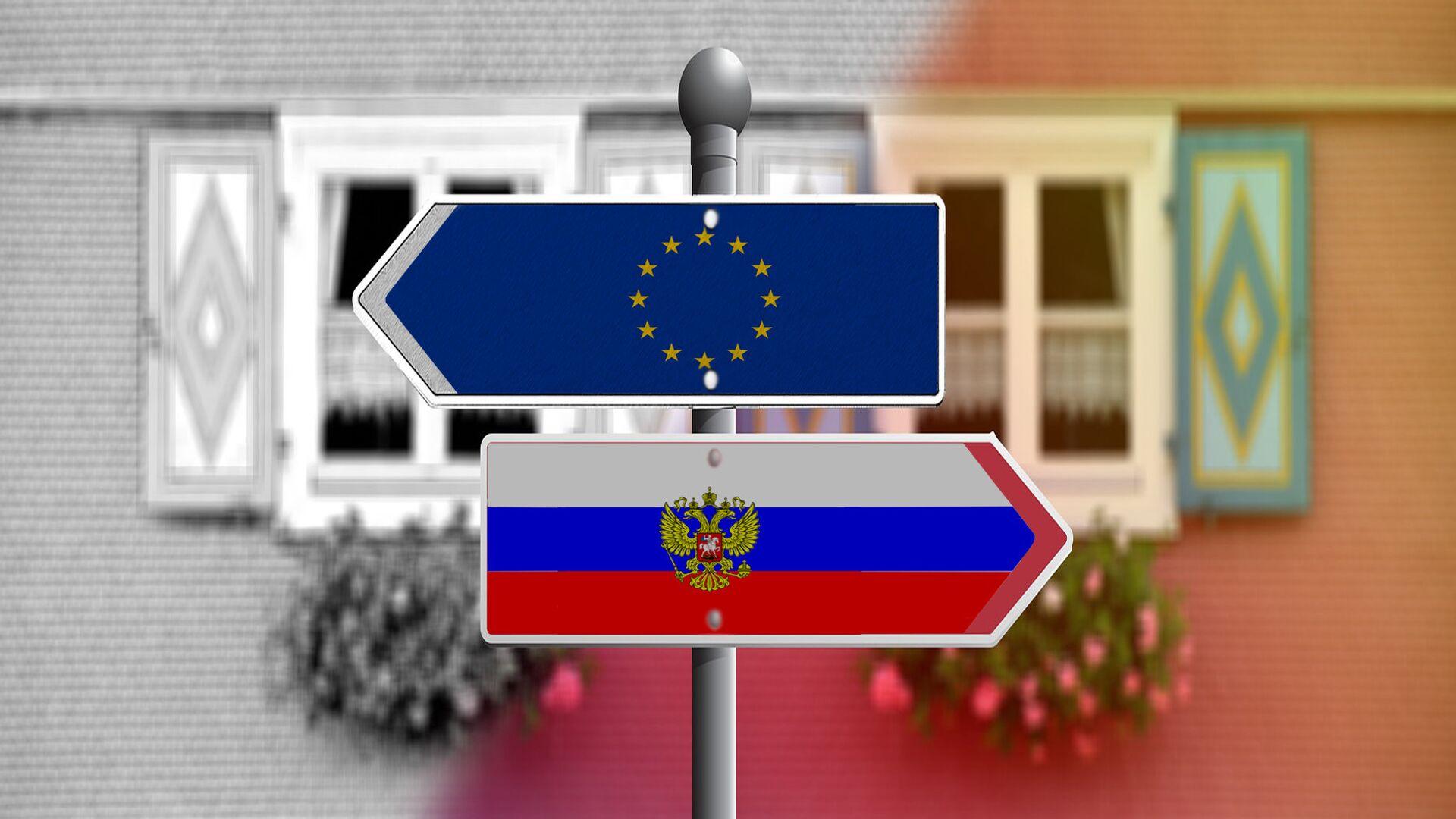 ЕУ Русија - Sputnik Србија, 1920, 08.02.2021