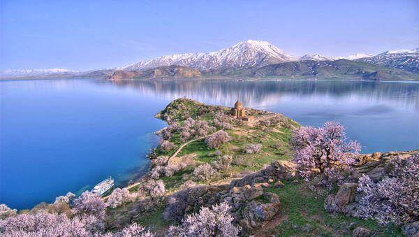 Jezero Van, Turska - Sputnik Srbija