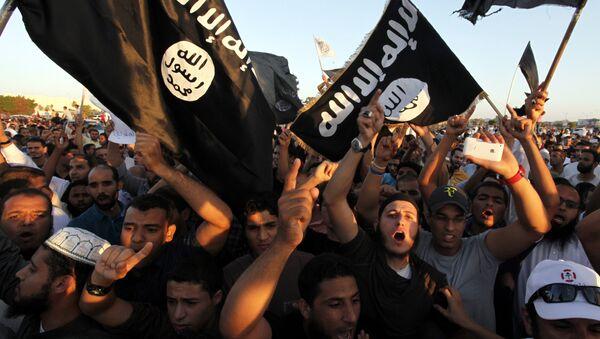 Teroristi DAEŠ-a u Libiji - Sputnik Srbija