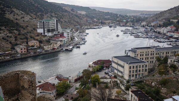 Град Балаклава на Криму - Sputnik Србија