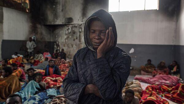 Migranti, Tripoli - Sputnik Srbija