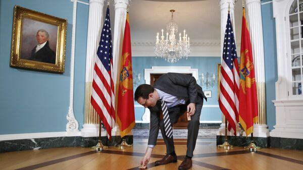 Crna Gora i SAD - Sputnik Srbija