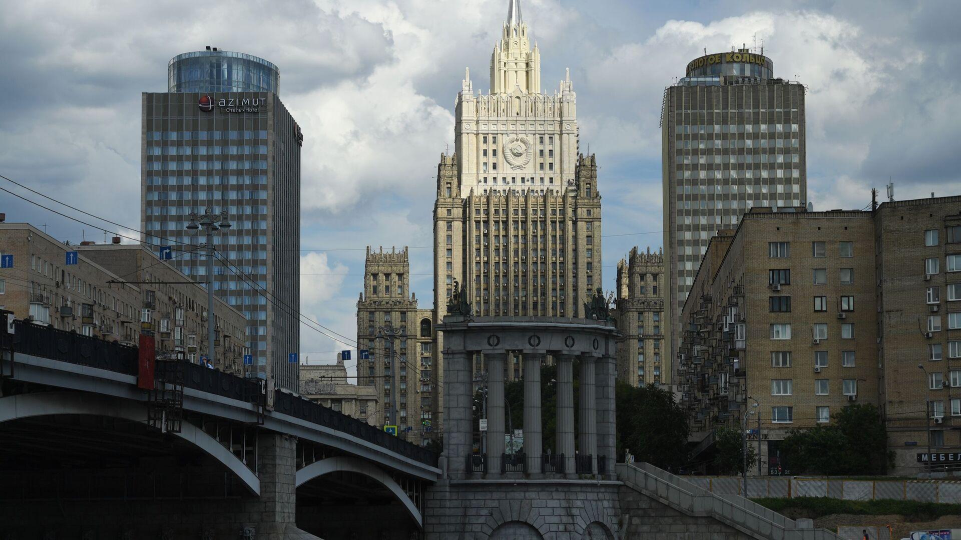 Rusko ministarstvo spoljnih poslova - Sputnik Srbija, 1920, 16.04.2021