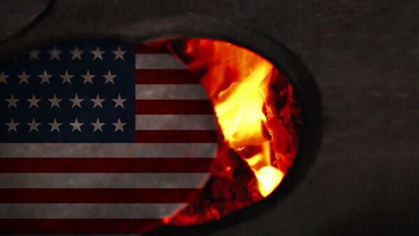 Америка - илустрација - Sputnik Србија