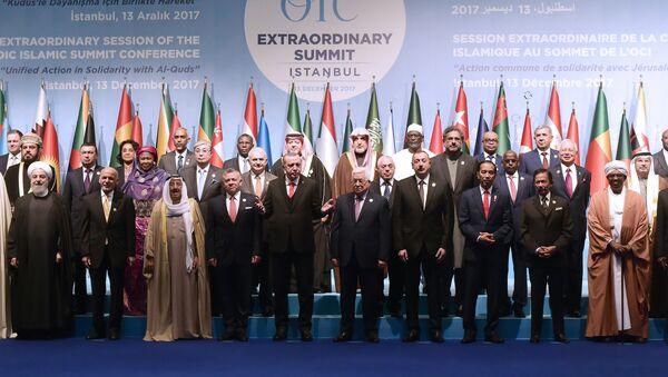 Samit Organizacija za islamsku saradnju u Istanbulu - Sputnik Srbija