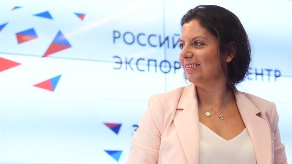 Glavna urednica Sputnjika i RT Margarita Simonjan - Sputnik Srbija