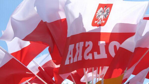 Poljske zastave - Sputnik Srbija