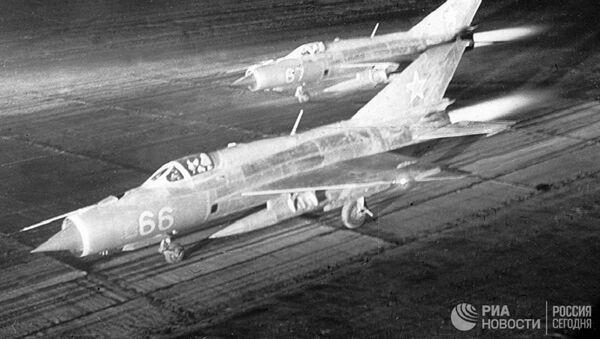 MiG-21 - Sputnik Srbija