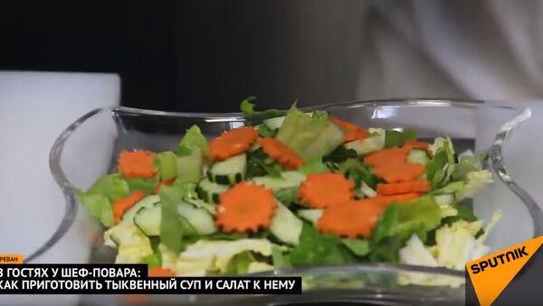 Vitaminska salata - Sputnik Srbija
