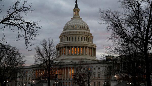 Zgrada Kapitola u Vašingtonu - Sputnik Srbija