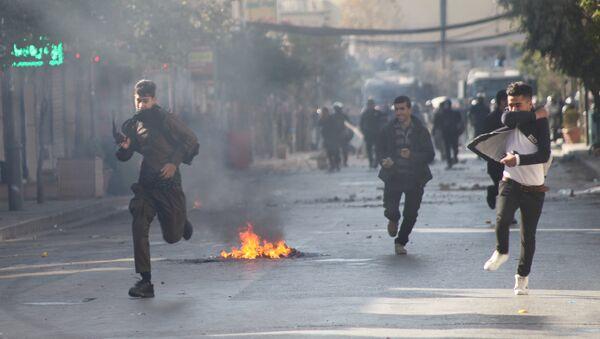 Протест Курда у Ираку - Sputnik Србија