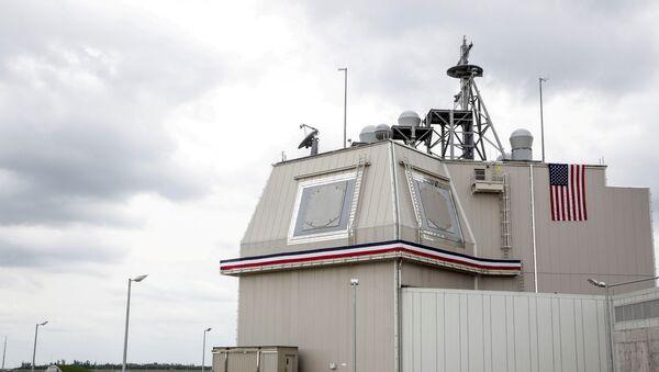 Лансирни противракетни систем Егис Ашор постављен у војној бази Девеселу у Румунији - Sputnik Србија