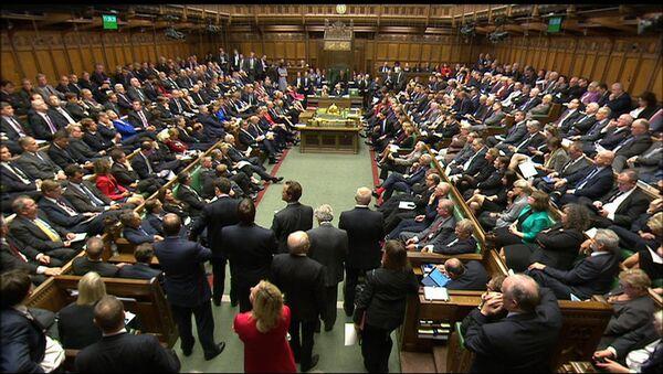 Дебата у британском парламенту - Sputnik Србија