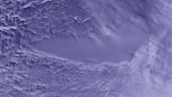 Језеро сакривено испод леда - Sputnik Србија