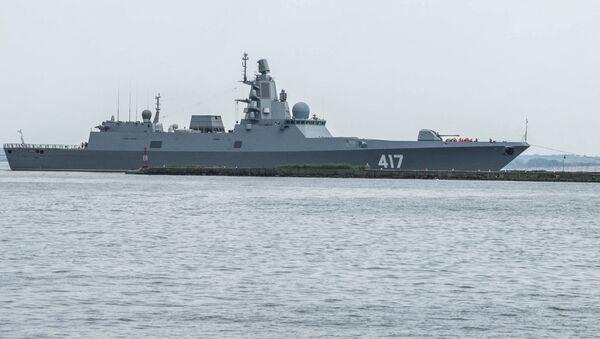 Fregata Admiral Gorškov - Sputnik Srbija