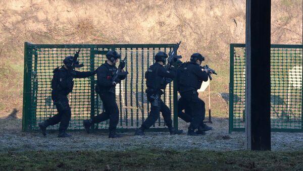 Pripadnici policije će u narednim danima testirati novo naoružanje - Sputnik Srbija