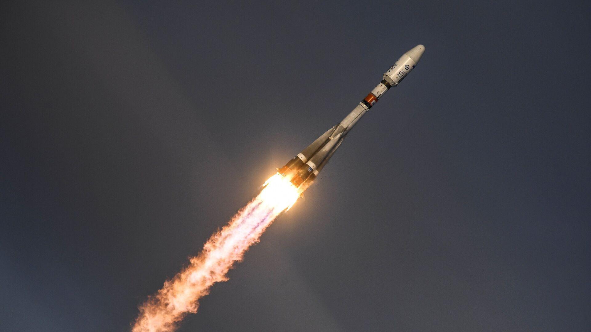 Ракета Сојуз-2.1б - Sputnik Србија, 1920, 14.10.2021
