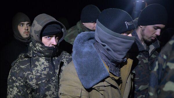Размена заробљеника у Донбасу - Sputnik Србија