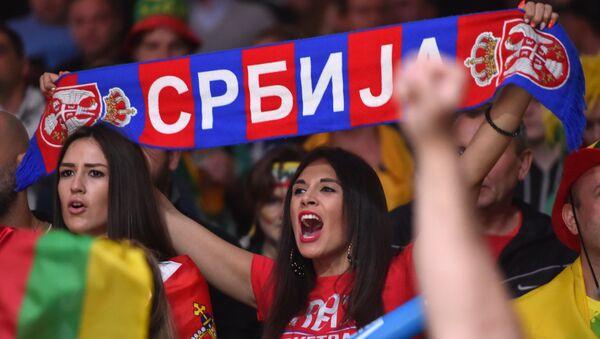 Навијачи Србије - Sputnik Србија