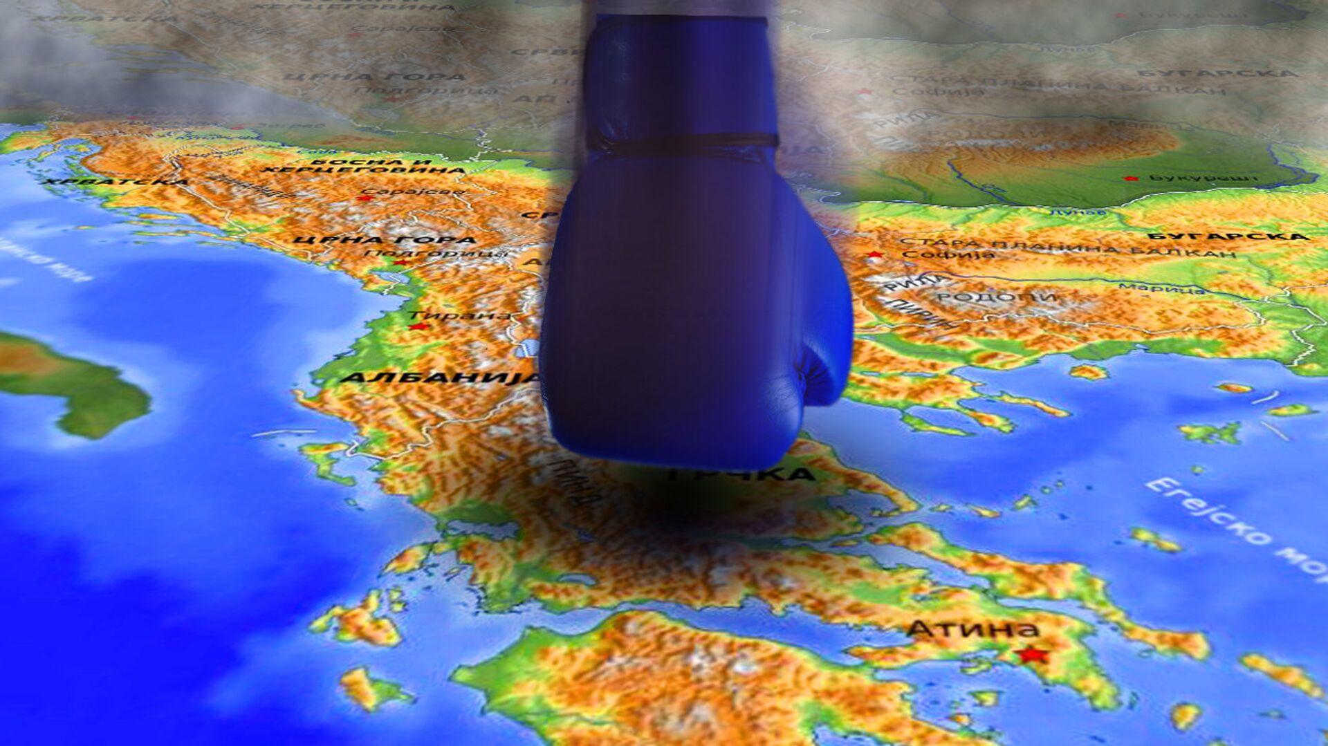 Давенпорт трећи пут: Британац на новом косовском задатку – све ресурсе ставити у америчке интересе - Sputnik Србија, 1920, 26.03.2021
