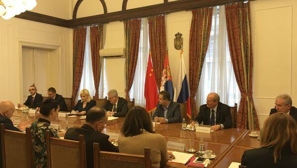 Nacionalni savet za koordinaciju saradnje sa Rusijom i Kinom. - Sputnik Srbija