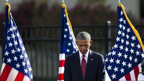 Бивши председник САД Барак Обама - Sputnik Србија