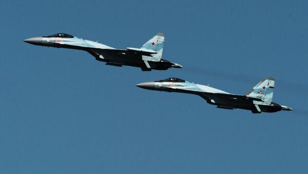 Lovci su-35 - Sputnik Srbija