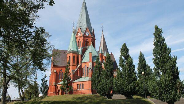 Црква у Шведској - Sputnik Србија