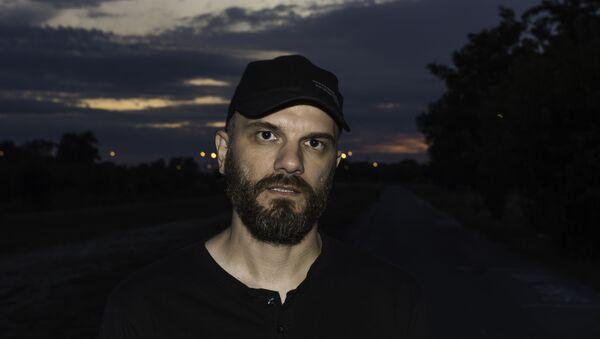 Pisac Srđan Srdić - Sputnik Srbija