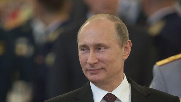 Руски пердседник Владимир Путин - Sputnik Србија