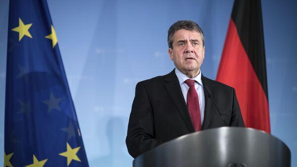 Немачки министар спољних послова Зигмар Габријел - Sputnik Србија