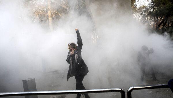 Демонстрације у Ирану - Sputnik Србија