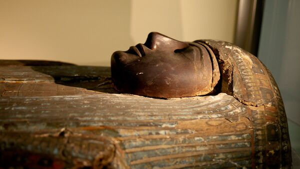 Egipatska mumija - Sputnik Srbija
