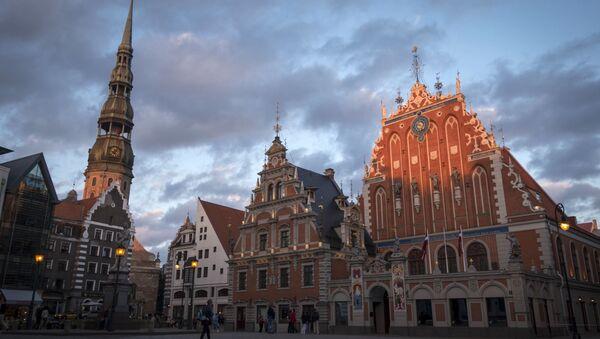 Riga, prestonica Letonije - Sputnik Srbija