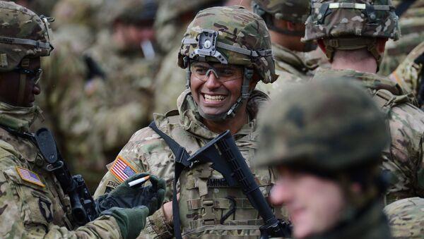 Vojnici NATO-a u Poljskoj - Sputnik Srbija