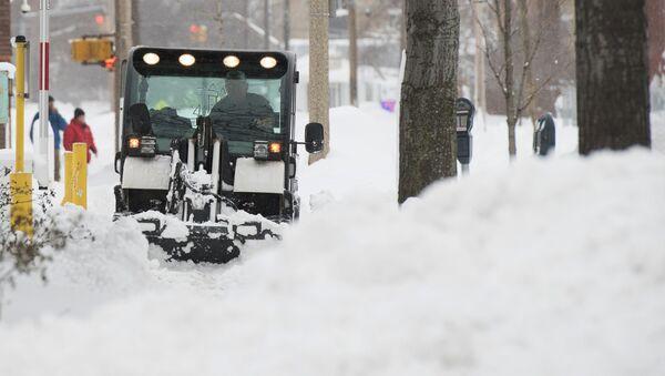 Велики снег у Пенсилванији - Sputnik Србија