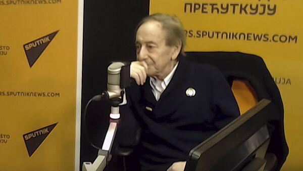 Glumac Predrag Ejdus - Sputnik Srbija