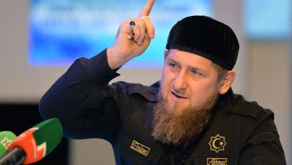 Рамзан Кадиров - Sputnik Србија