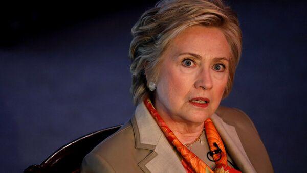 Bivša američka državna sekretarka Hilari Klinton - Sputnik Srbija