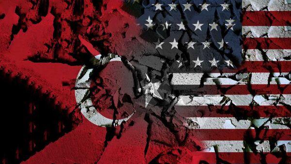 Турска САД - илустрација - Sputnik Србија