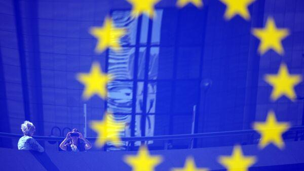 Zastava Evropske unije u Briselu - Sputnik Srbija