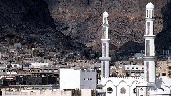 Stari grad u Adenu u Jemenu - Sputnik Srbija