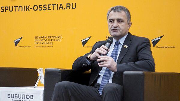 Predsednik Južne Osetije Anatolij Bibilov - Sputnik Srbija