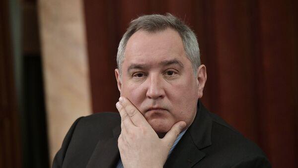 Zamenik premijera Rusije Dmitrij Rogozin - Sputnik Srbija