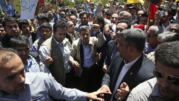 Махмуд Ахмадинежад - Sputnik Србија