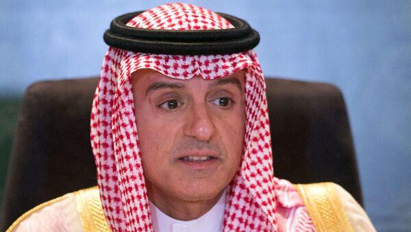 Министар спољних послова Саудијске Арабије Адел ел Џубеир - Sputnik Србија