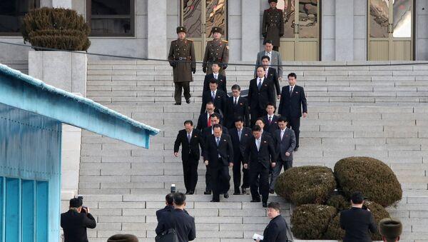 Северна и Јужна Кореја, преговори - Sputnik Србија