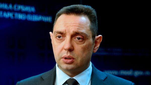 Александар Вулин - Sputnik Србија