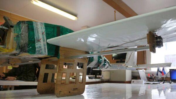 Беспилотне летелице које су учествовале у нападу на руске војне објекте у Сирији - Sputnik Србија